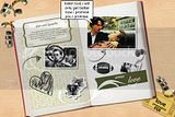 My Own Private Idaho Scrapbook-Scrapblog